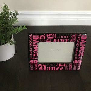 Dance 4 x 6 Picture Frame
